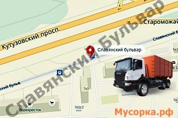 27м3 Славянский Бульвар