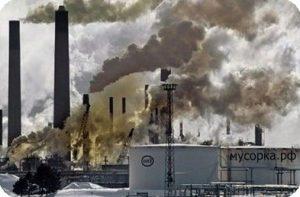 плотность загрязнения атмосферного воздуха