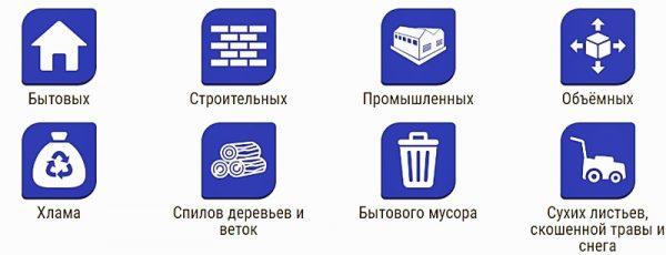 Услуги в Солнцево Мусорка.рф
